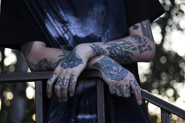 Finger Tattoos – Advice from a Tattoo Artist
